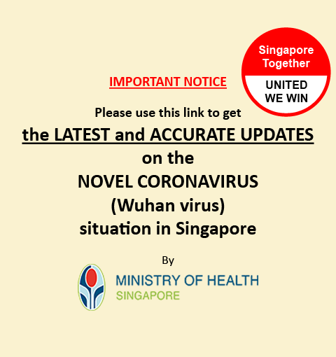 Updates on Novel Coronavirus