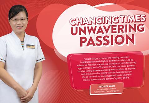 21st Century Nurse: APN Teo Lee Wah