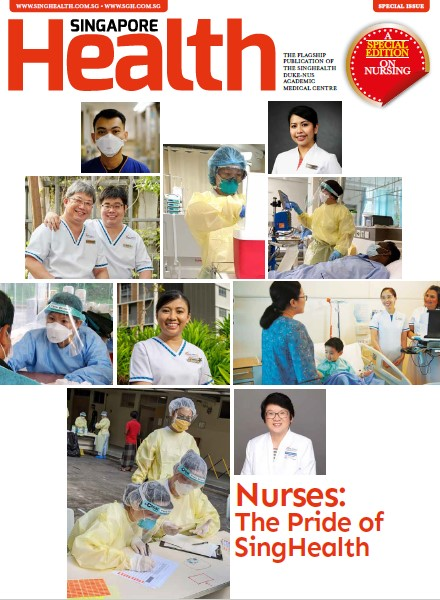 Singapore Health Special Nursing Issue 2020