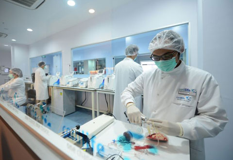 Singapore launches first bank in Asia for eye surgery patients to freeze piece of corneal tissue for future use